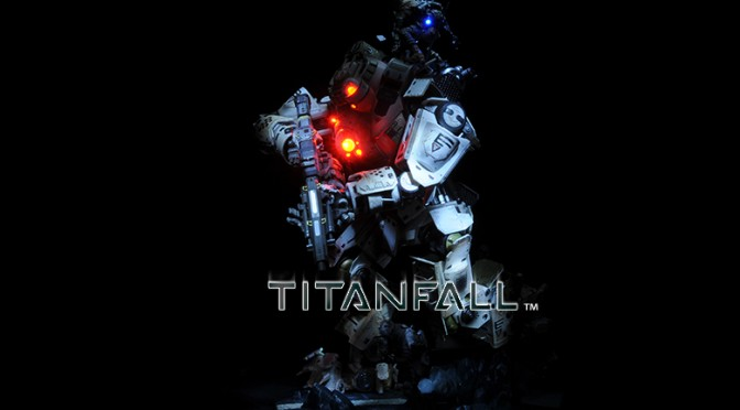 Titanfall / Light Painting